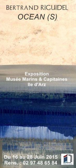 OCEAN (S) # 351 Affiche texte